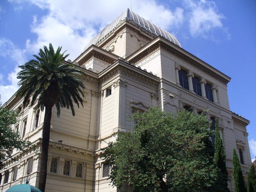 Ghetto Ebraico e Visita alla Sinagoga