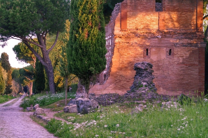Catacombe Cristiane & Roma Antica Full Day Tour