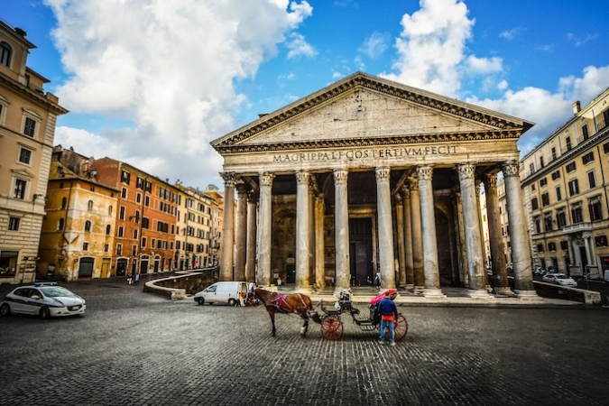 Piazze e Fontane & Roma Antica Full Day Tour