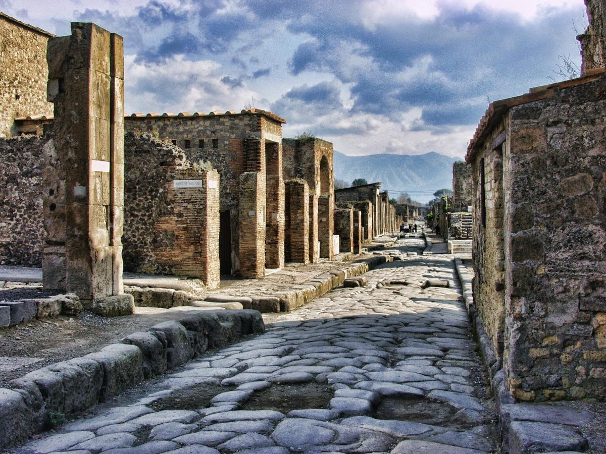 Napoli e Pompei  Tour di 1 Giorno
