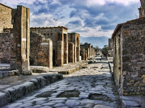 Napoli e Pompei  Tour di 1 Giorno Full Day Tour
