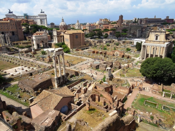 Roma Antica (AM) Half Day Tour