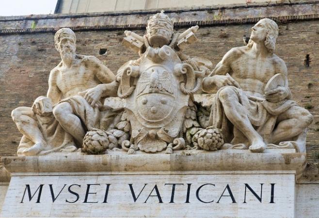 Musei Vaticani & Basilica di S. Pietro (PM) Half Day Tour