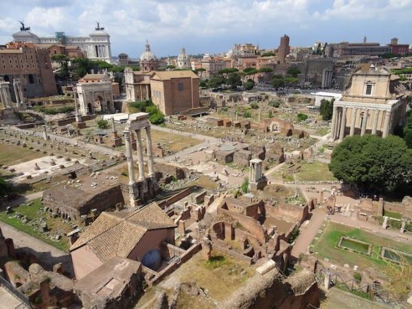 Roma Antica (AM) Half Day Tour